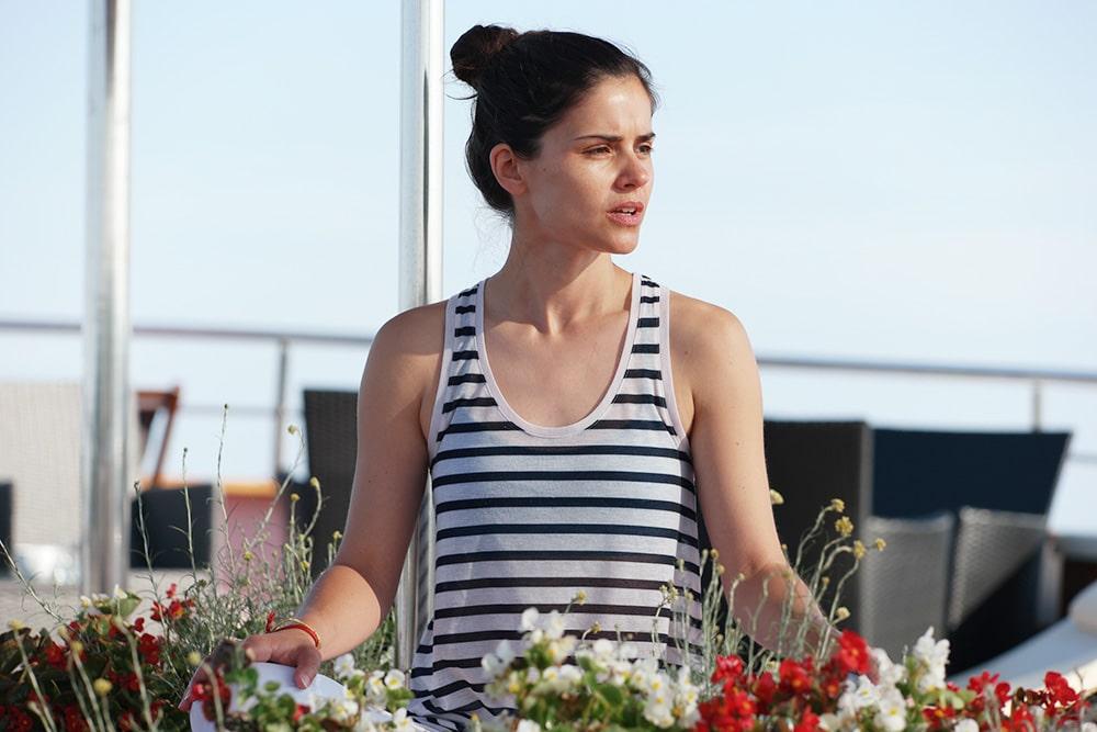 Erste Kreuzfahrt durch die kroatische Adria Yogalehrerin Iva Hafner