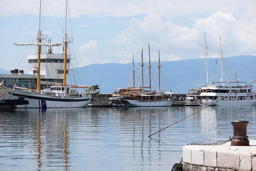 Kreuzfahrt durch die kroatische Adria