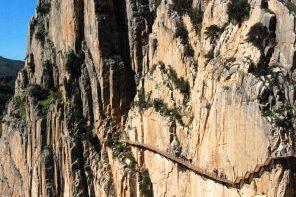 faszinierende Aussichtspunkte und Landschaften Carmenito del Rey