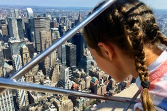 New York entdecken mit Teenager