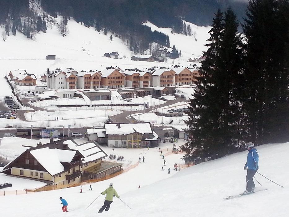 Skitag in der Skiregion Dachstein-West