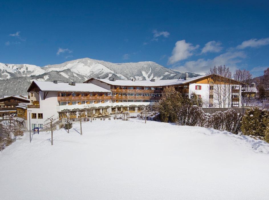Das Alpenhaus Kaprun im Salzburger Land ©Michael Huber Fotografie