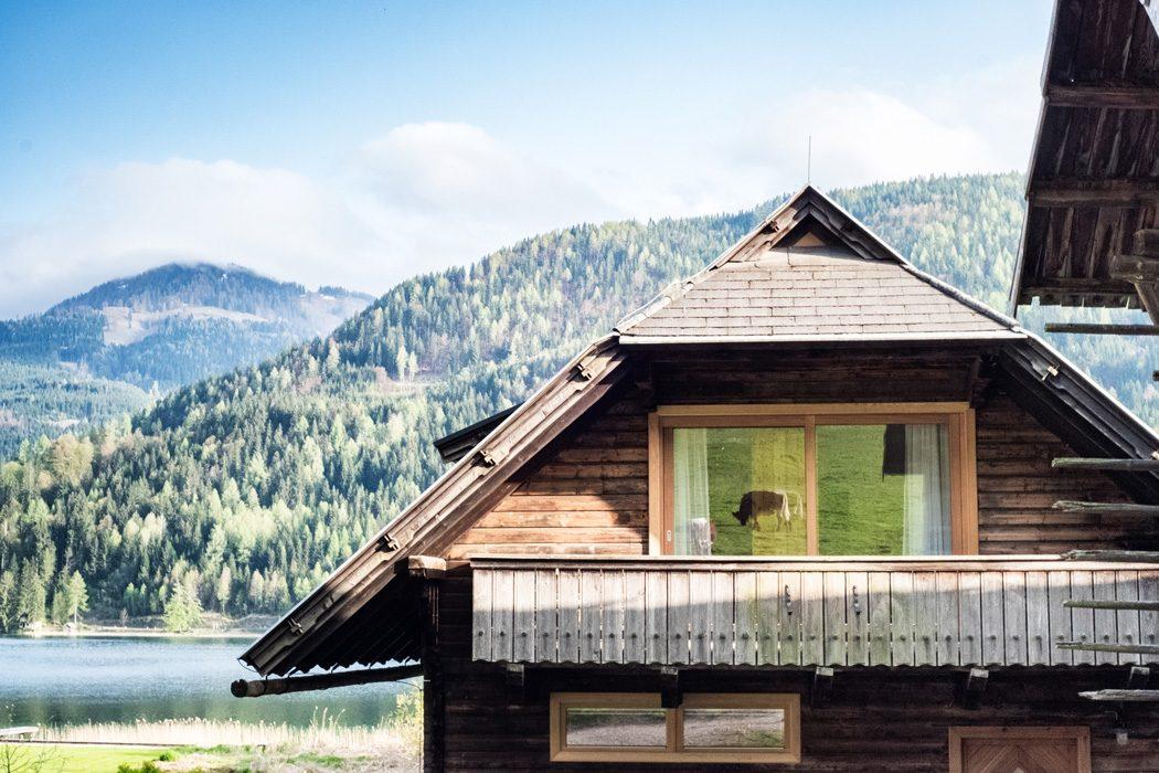 Biohotel Gralhof am Weissensee in Kärnten