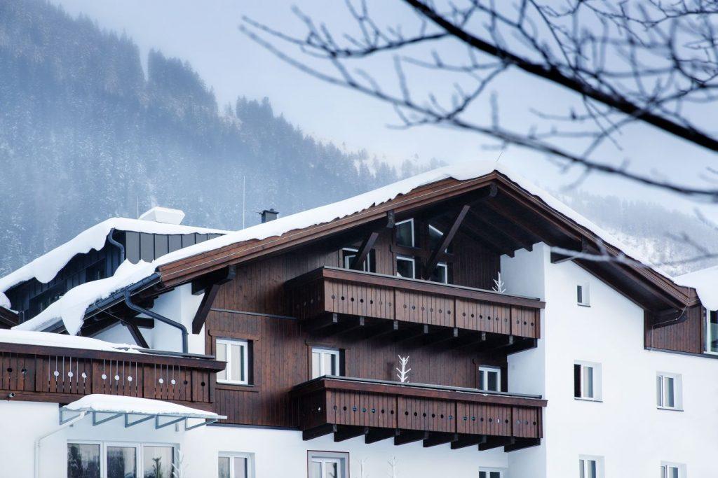 Endlos skifahren in St. Anton