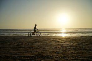 Voller Lebenslust. Agadir die weiße Stadt am Meer.