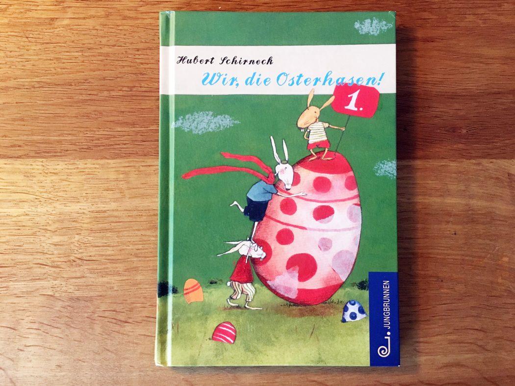 das Kinderbuch zu Ostern