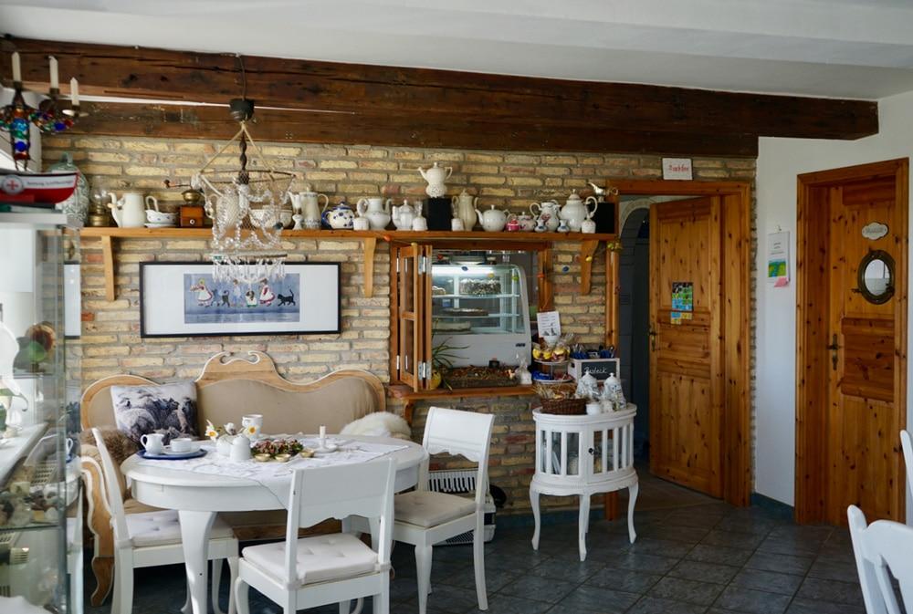 schönes Inselcafe Tipps für den Urlaub auf der Hallig Langeneß