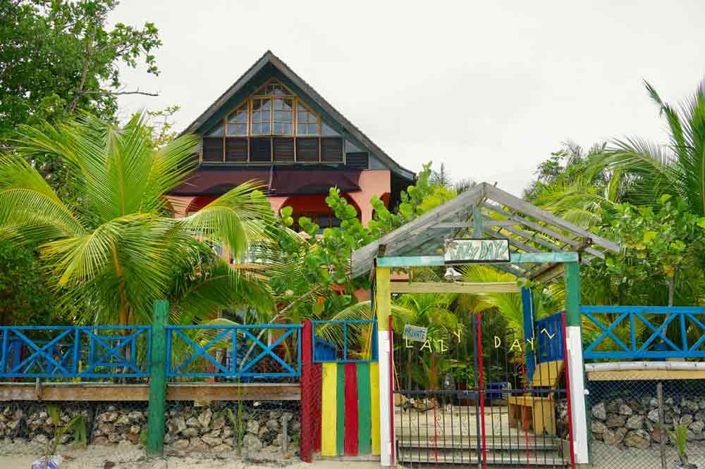 Unterkunft direkt am 7 Mile Beach in Negril, Jamaika
