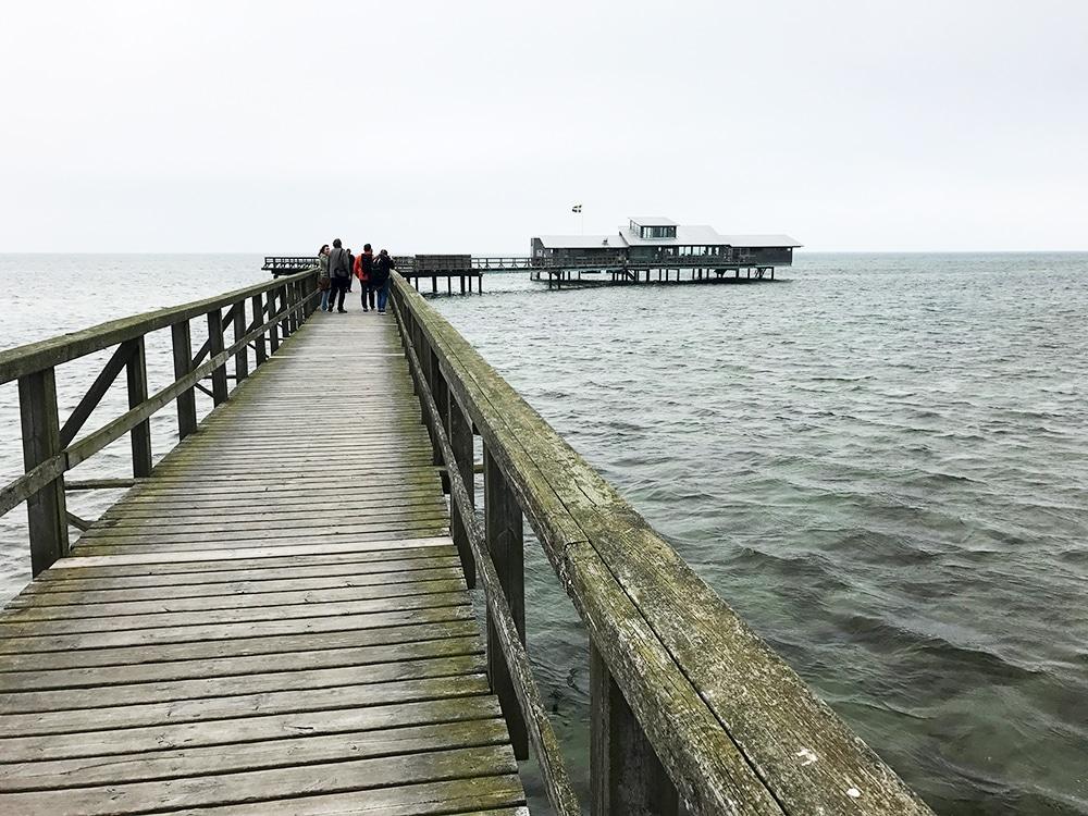 Seebrücke Bjärred