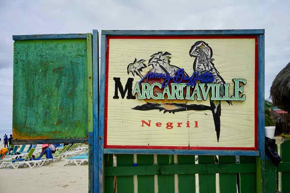 Strandbar Margaritaville 7 Mile Beach Jamiaka