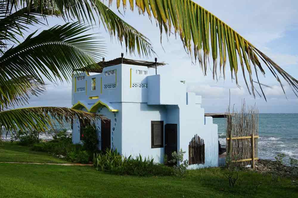 Haus in Jakes Hotel auf Jamaika