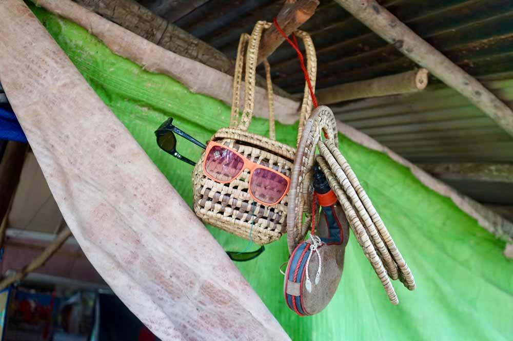 Unterkunft auf dem Berg Rastaman auf Jamaika