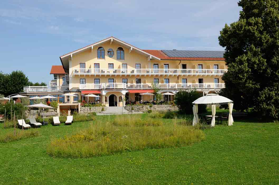 Gut Edermann Wellnesshotel im Berchtesgadener Land