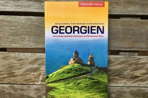 + + + VERLOSUNG IM AUGUST + + + Reiseführer für Georgien