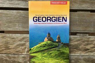 aktuellen Reiseführer für Georgien