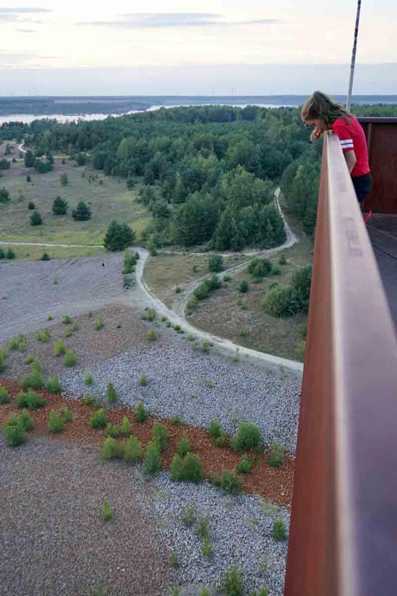 aussicht-rostiger-nagel-lausitzer-seenland-©loopingmagazin * LOOPING ...