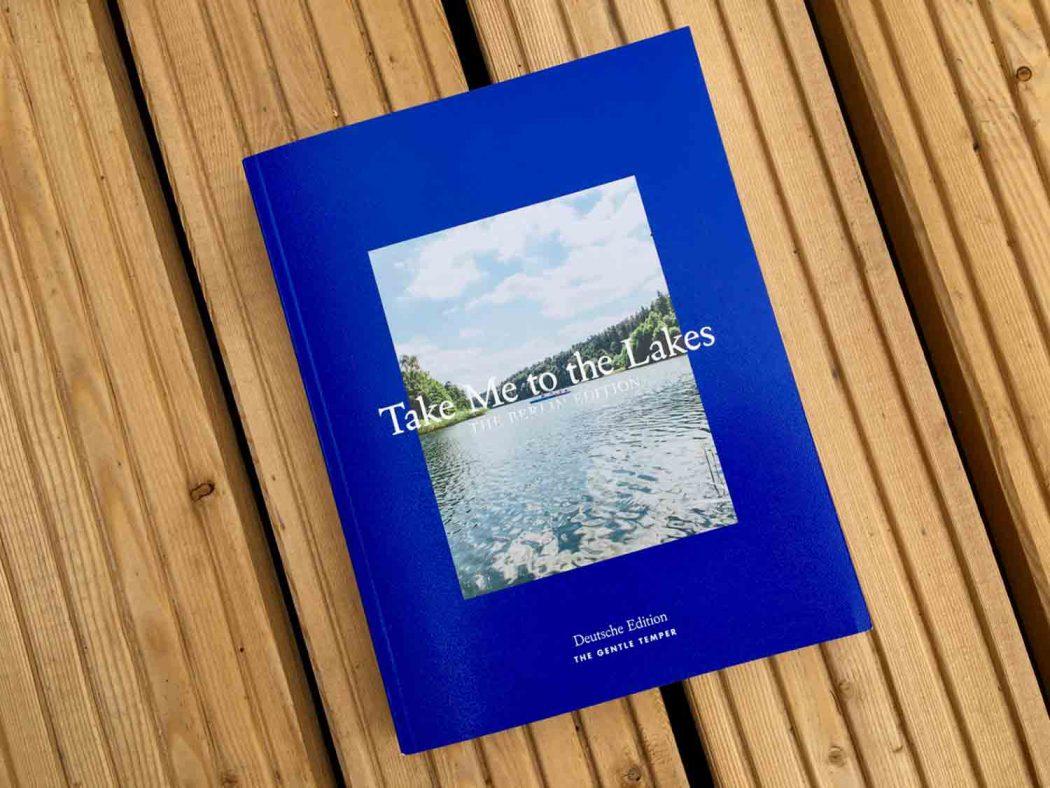 Wo finde ich die schönsten Seen um Berlin