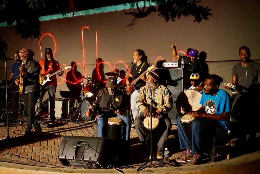 Jamaika Kingston die Wiege des Reggae