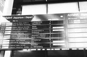 Eine Reise mit vielen Happy Ends. Günstig mit der Bahn durch Deutschland.