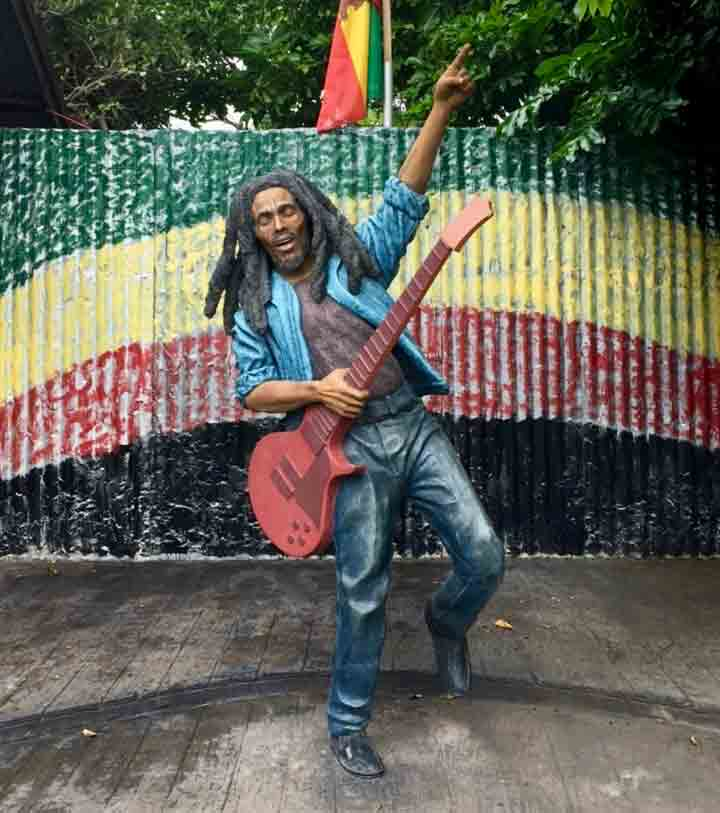 Jamaika Kingston die Wiege des Reggae
