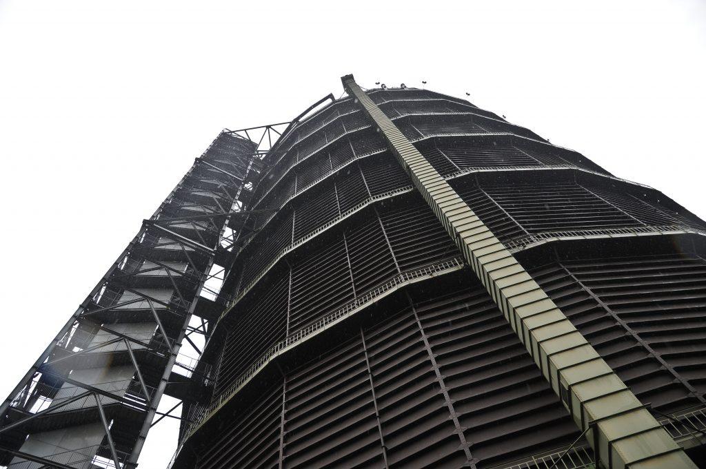 Ruhrgebiet Aktivitäten Gasometer