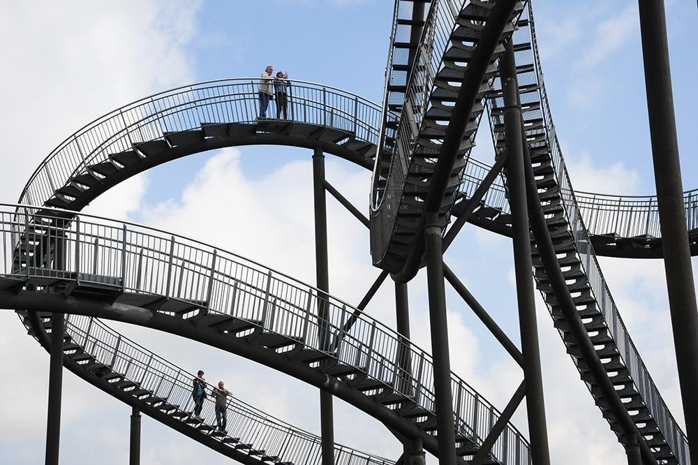 Ruhrgebiet Aktivitäten