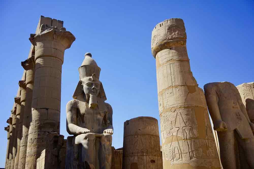 Reisetipps für Ägypten der Luxor Tempel