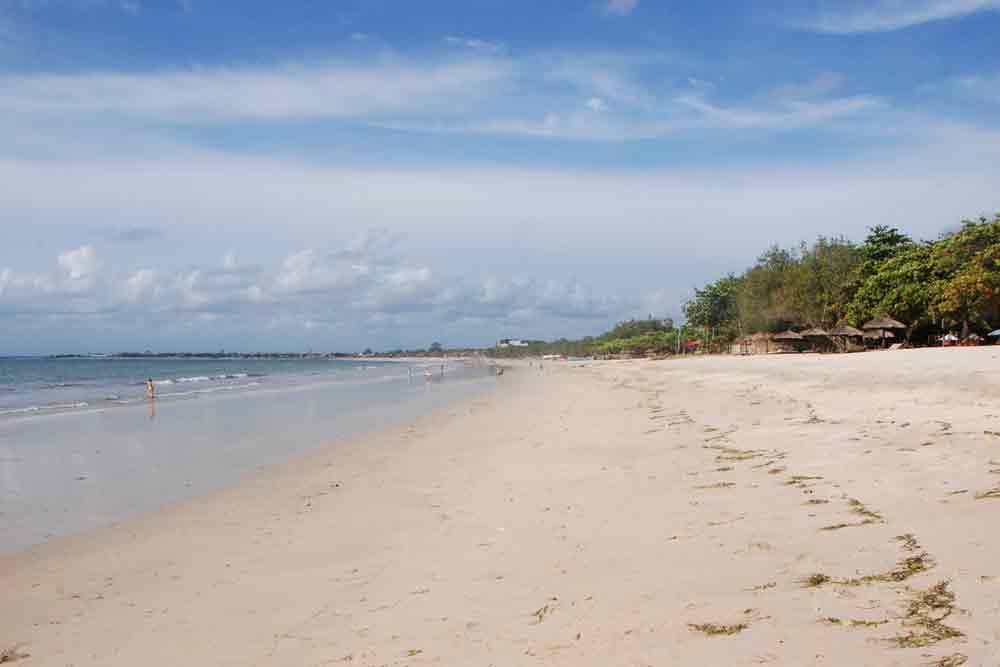Strand jimbaran bali