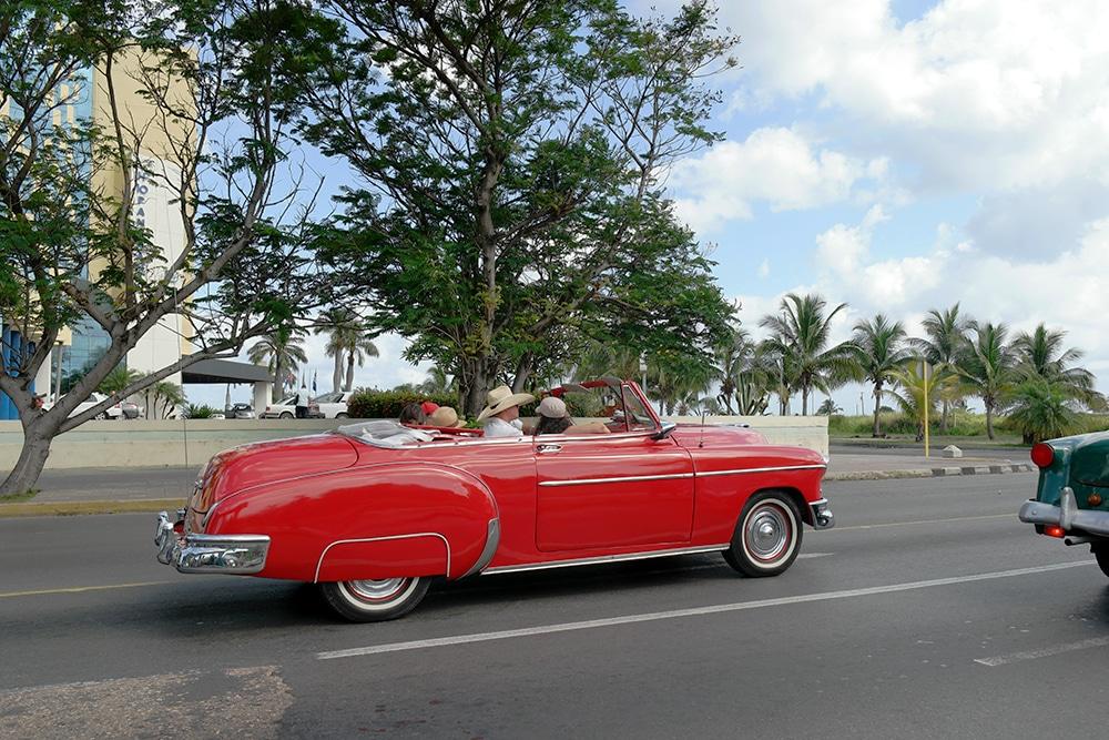 Reisebericht Havanna Oldtimer