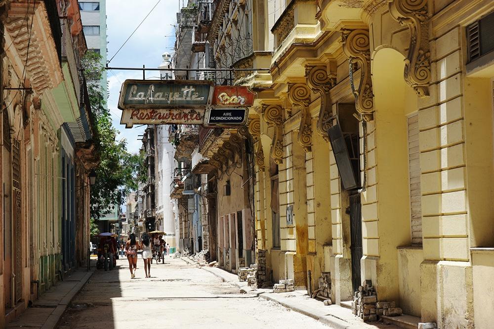 Reisebericht Havanna unterwegs in Kubas Hauptstadt