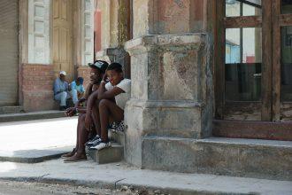 Ikonisch und unverwechselbar. Havanna, Kuba.