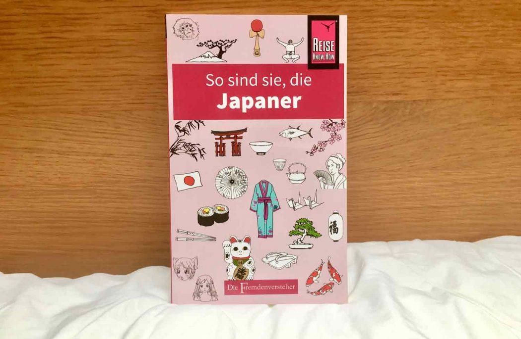 So sind sie, die Japaner