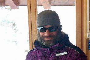 Liftwärter im Skigebiet Les Diablerets