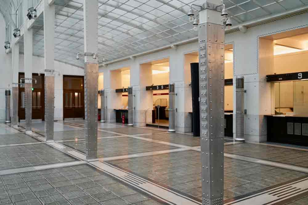 Reisetipps für Wien Postsparkasse