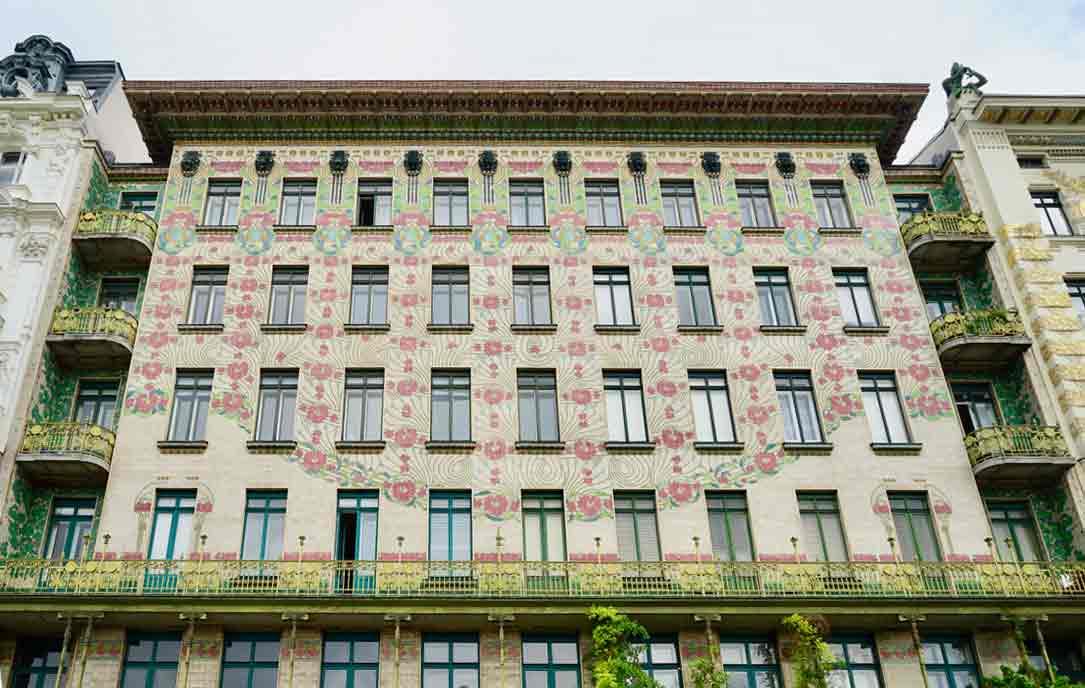 Reisetipps für Wien. Otto Wagner Architekt