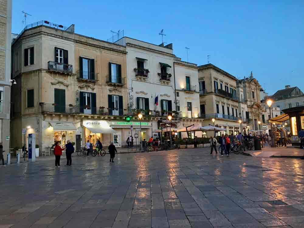 Apulien Lecce