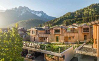 Alpegg Chalets in Tirol