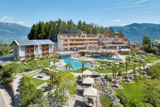 Wellnesshotel Alpiana Resort in Südtirol
