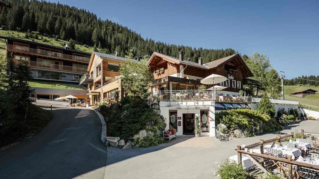 Stäfeli – Relais du Silence am Arlberg