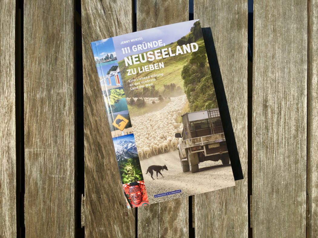 111 Gründe, Neuseeland zu lieben