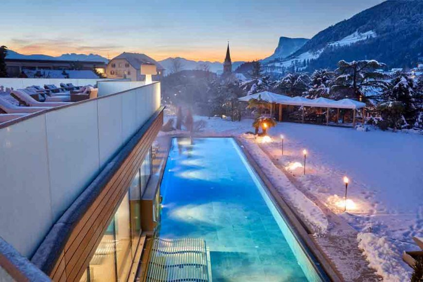 Wellnesshotel Alpiana Resort in Südtirol