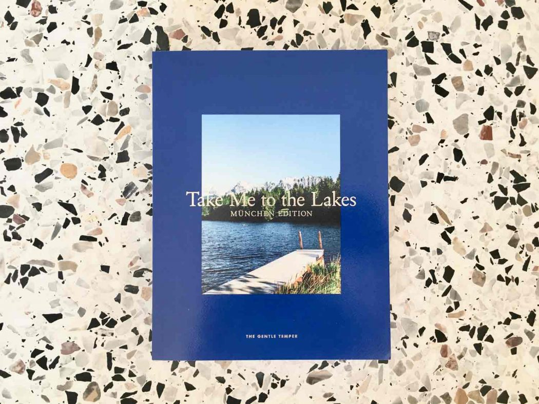 die schönsten Seen in und um München