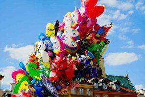 Überraschend anders, ein Wochenende in Warschau