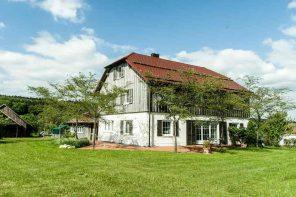 Ferienhaus KitzLein auf der schwäbischen Ostalb