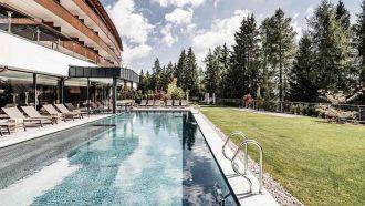 Josef Mountain Resort in Südtirol