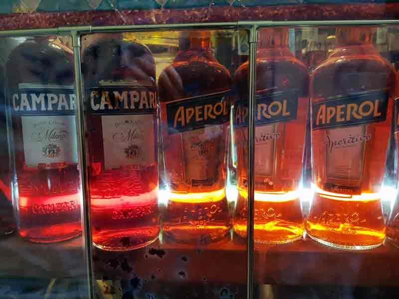 Aperol in Venedig