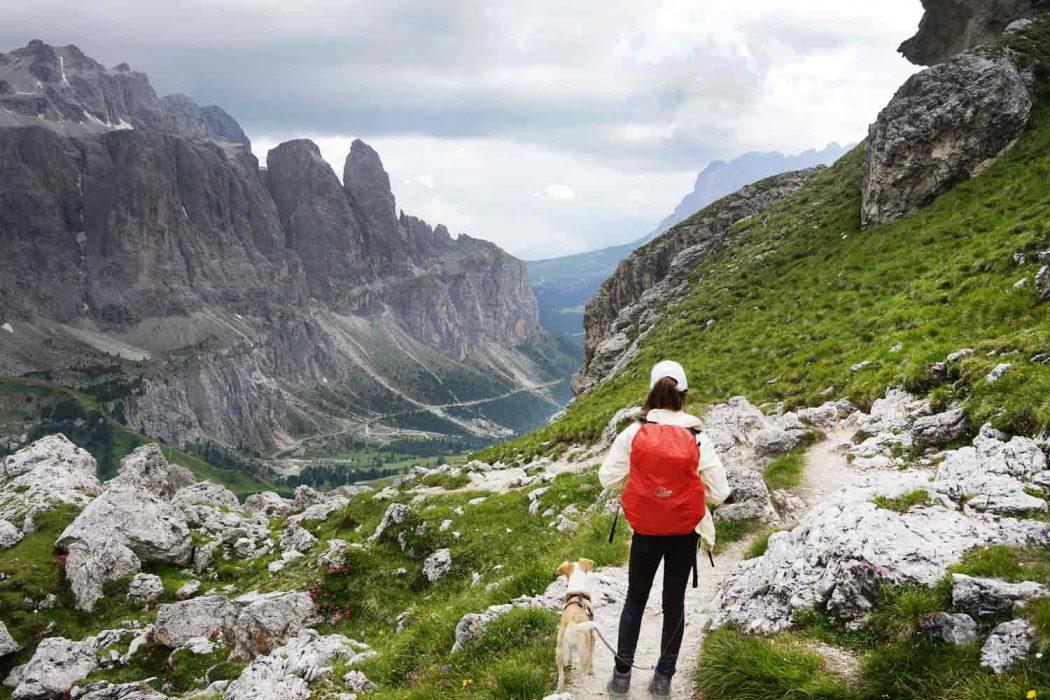 Hochtour in den Dolomiten