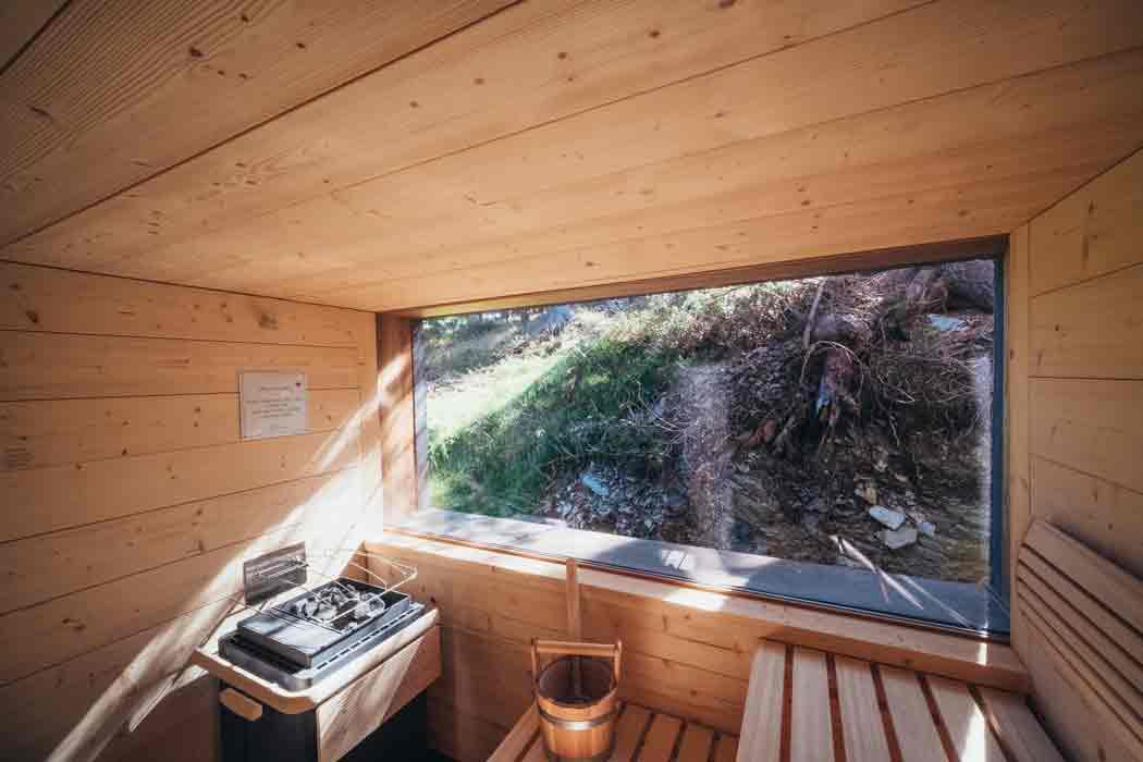 die schönsten Ferienhütten auf der Turracher Höhe mit Sauna