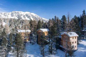 Hollmann am Berg, die schönsten Ferienhütten auf der Turracher Höhe
