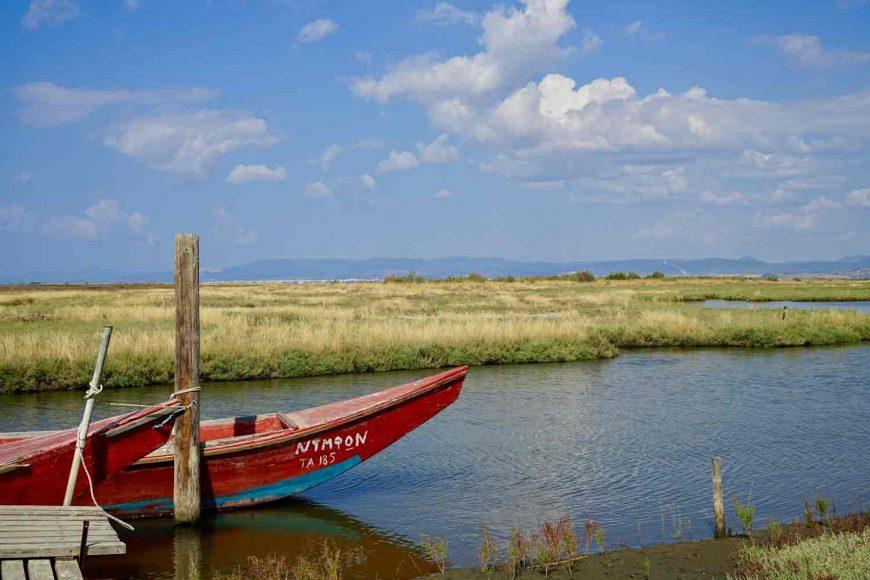 Reisetipps für Nordgriechenland evros delta
